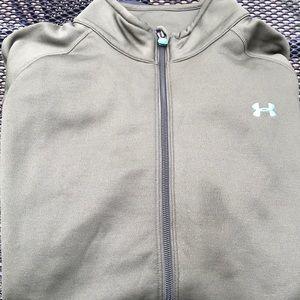 UA warmup jacket